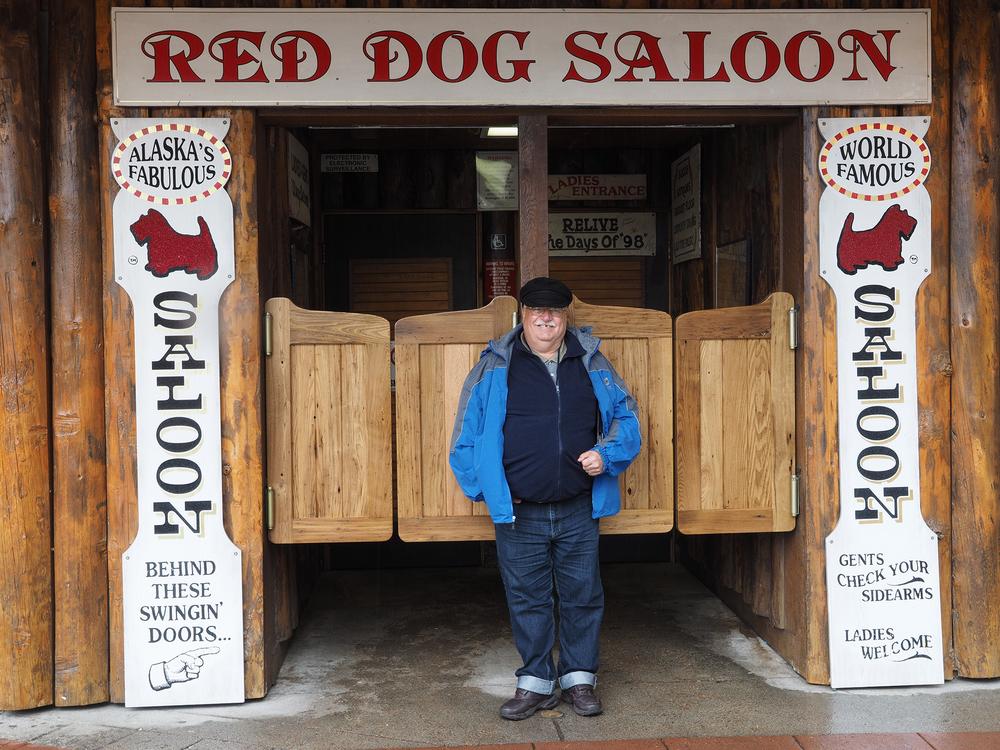 Red Dog Saloon, Juneau.
