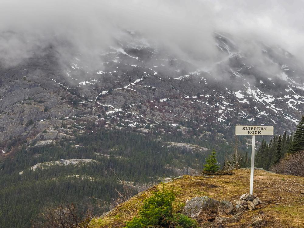 The White Pass Railway