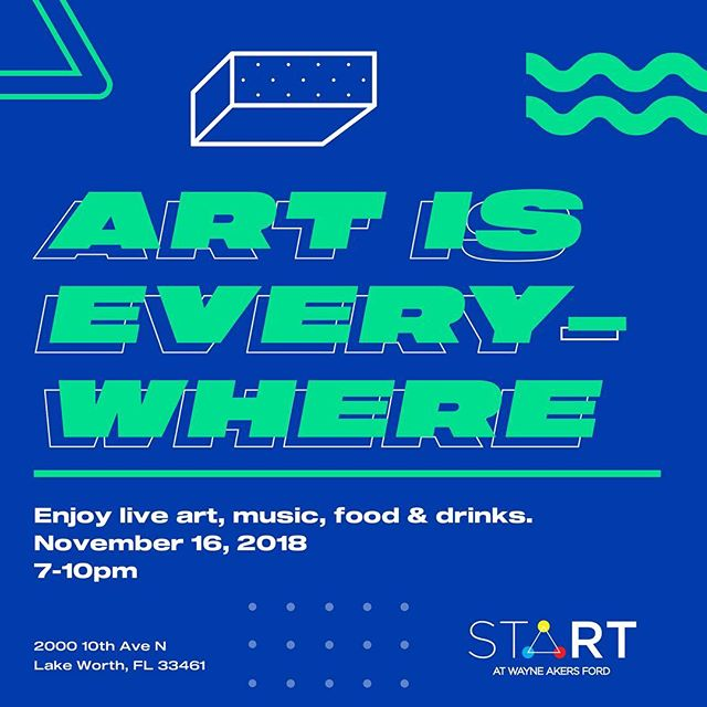 Fun news! Hope you can stop by to see us for this group exhibition opening this Fri. STRATA will be on view along with some other very cool artwork by #localartists from our #SoFL community—————-———#palmbeachart #contemporaryart #artcollective #artcollector #interiordesign #curator #viridisartcollective