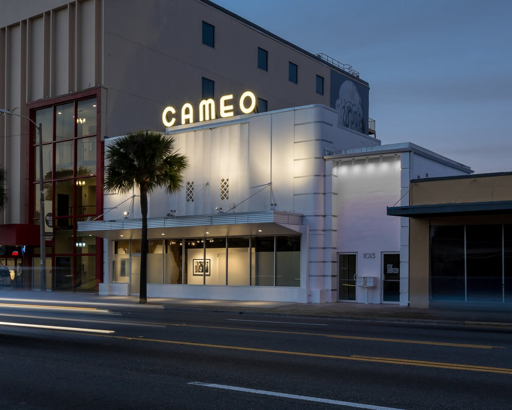 THE CAMEO THEATRE
