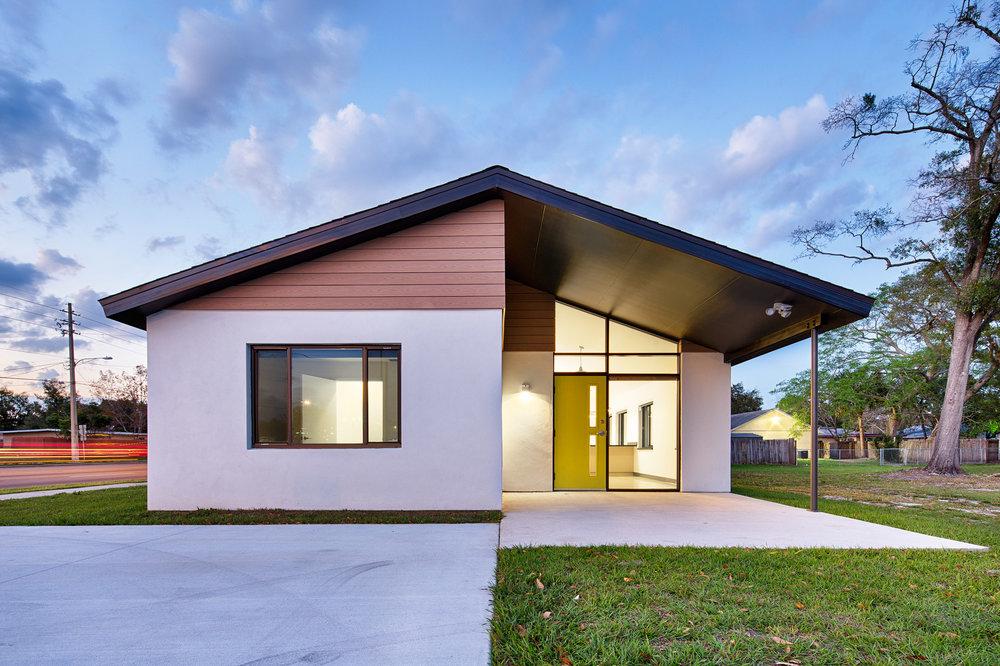 ASPIRE HOUSE