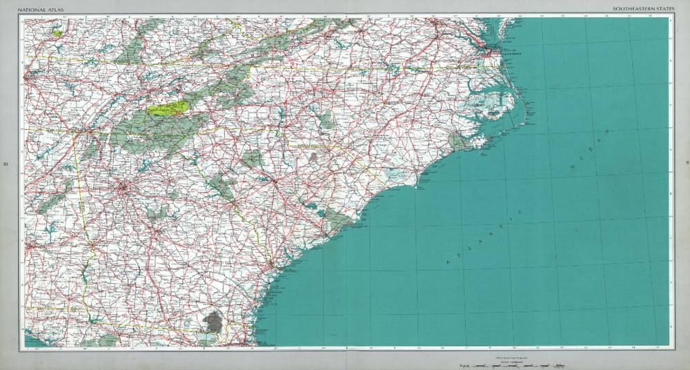 Southeasternstates