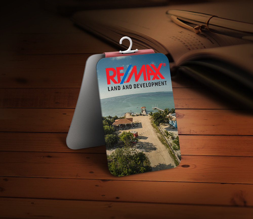 Remax is a favorite client of Lighthouse and we love to create new things that helps them promote Belize to the best of their ability.