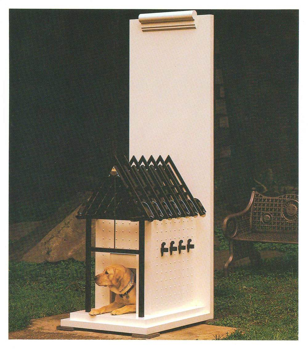 Doghouse designed by Allan Shope