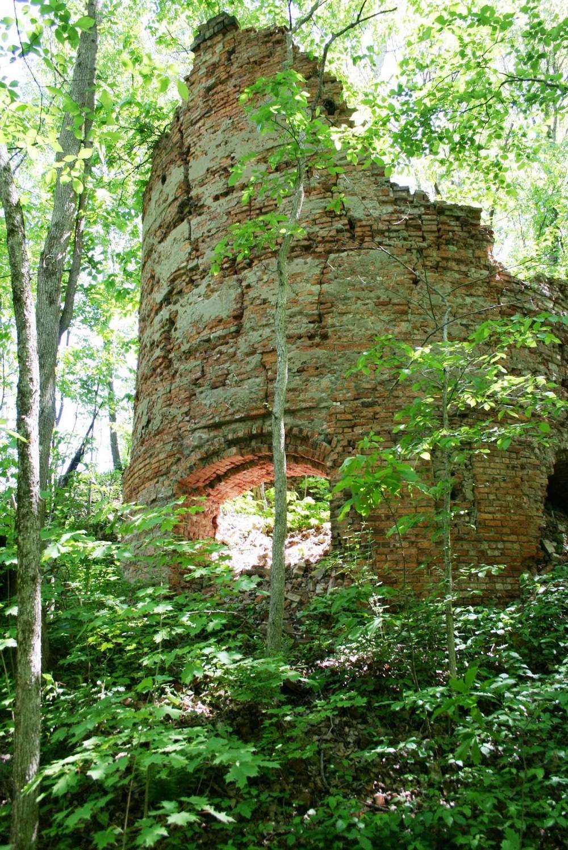 Historic vernacular - kilns in Livingston NY