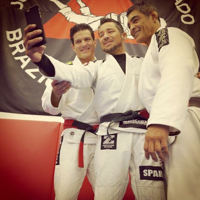 Matt Baker Black Belt Bakersfield Brazilian Jiu Jitsu