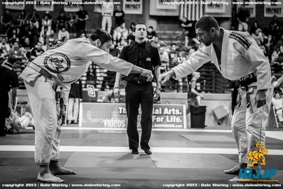 Matt Baker Black Belt Jiu Jitsu IBJJF
