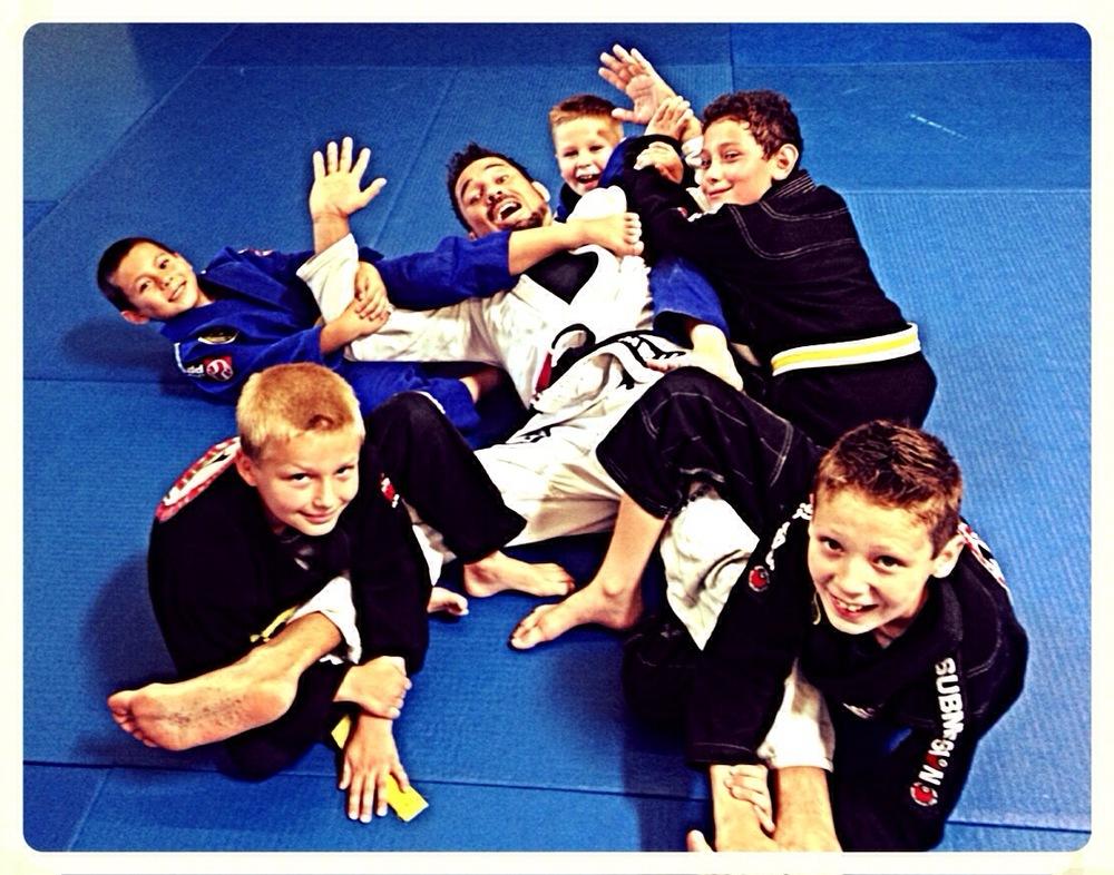 Bakersfield Brazilian Jiu Jitsu Kids Class