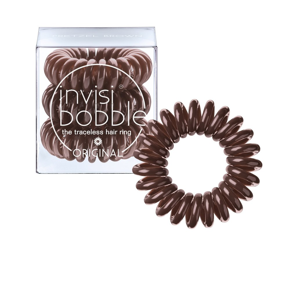Invisibobble Hair Rings - I am fully converted to these hair ties. They don't crease your hair, and I always have them in my purse and wear them to the gym.