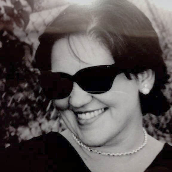 Photo of my mom from 1997