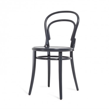 bent bistro chair gray $275