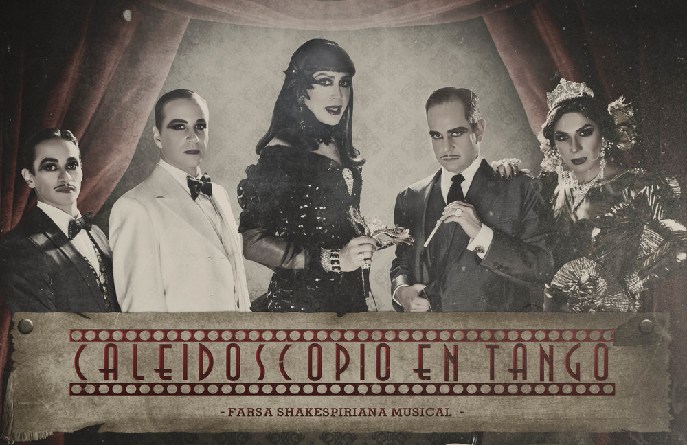 Caleidoscopio en Tango  (teatro)
