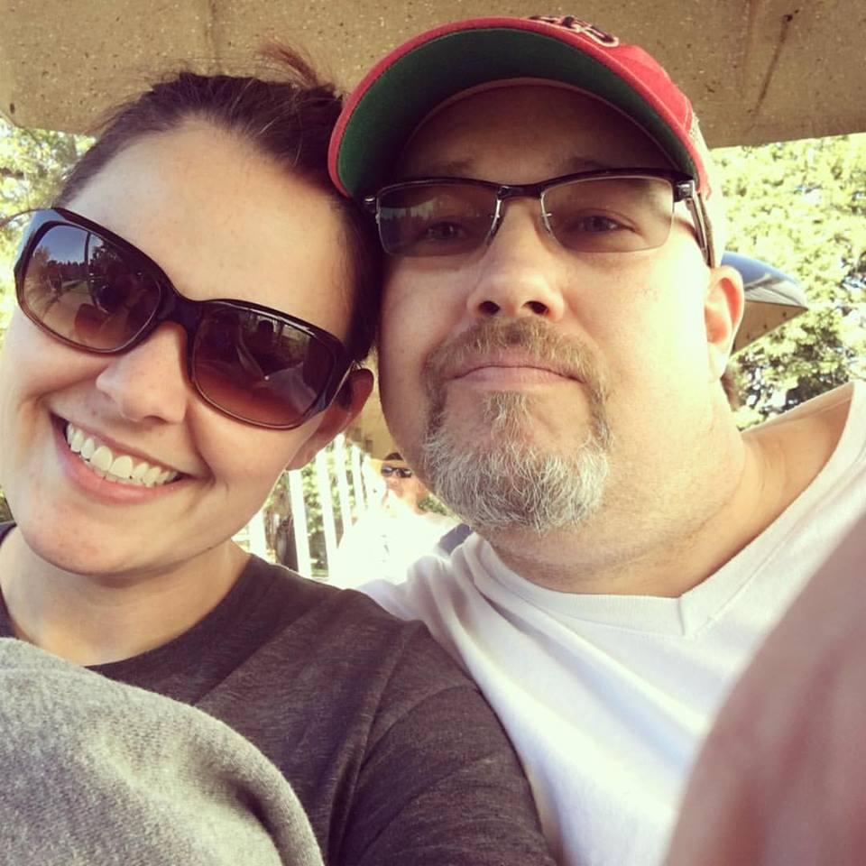 """Jami and Dave met when she was 16 and were friends for years before they began dating. """"Everything has changed, as most widows know,"""" Jami says."""