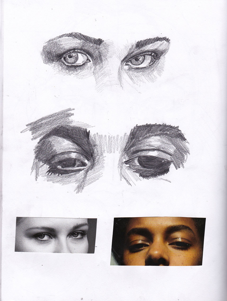 Feature Study - Eyes