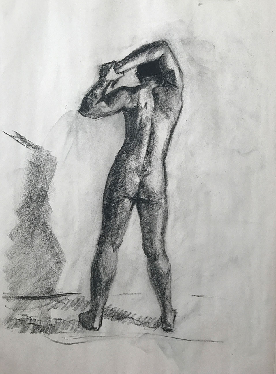 Figure Study - Male Nude