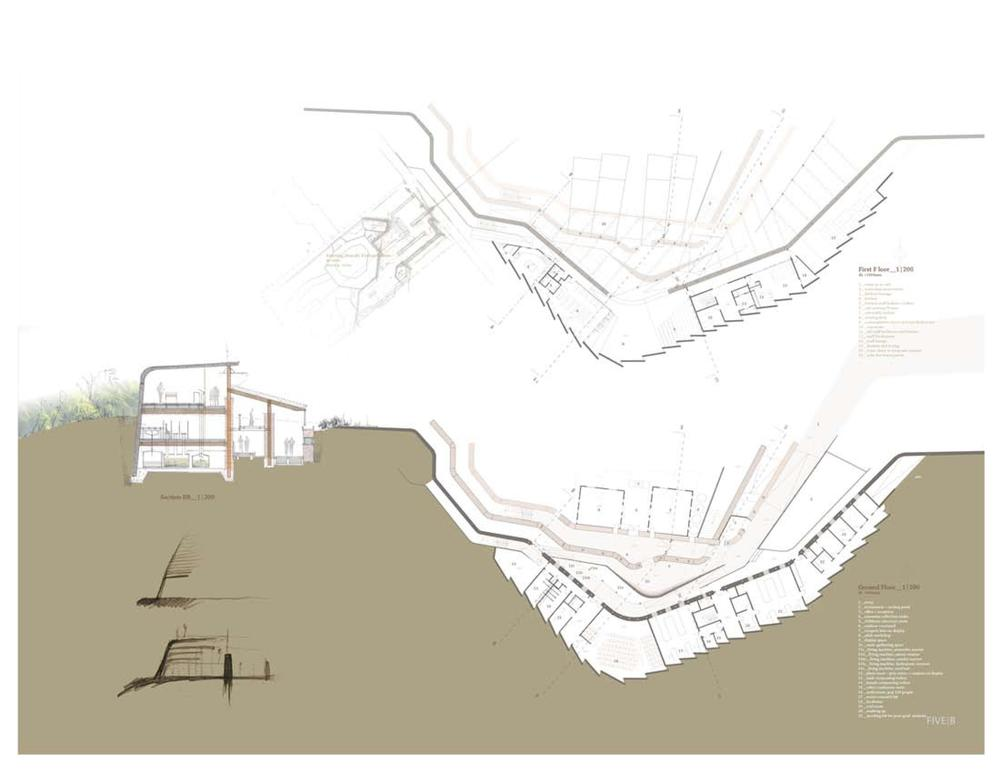 plans & section