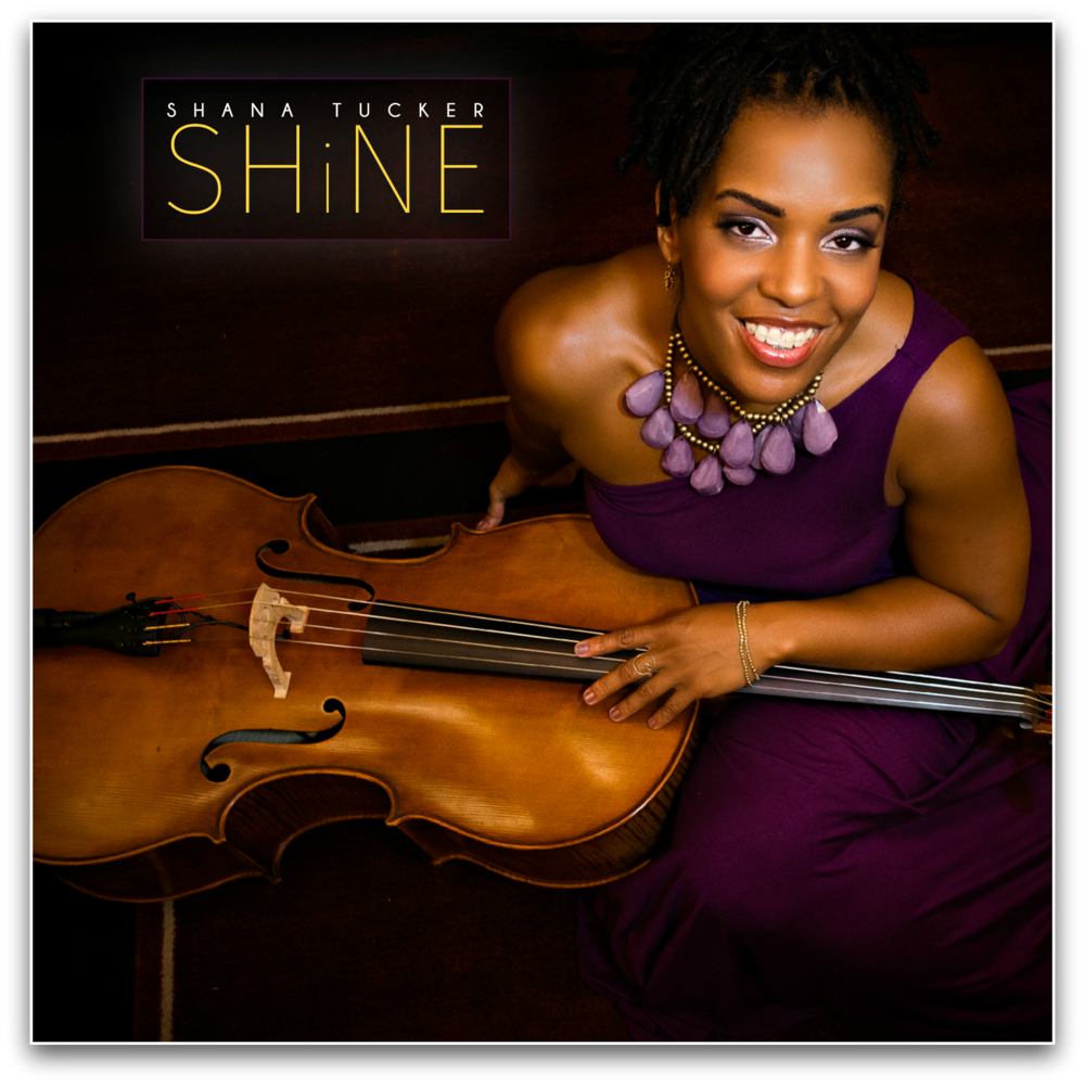 SHiNE - 2015 version, re-mastered for The Jazz Urbane/SUGO Music Group.