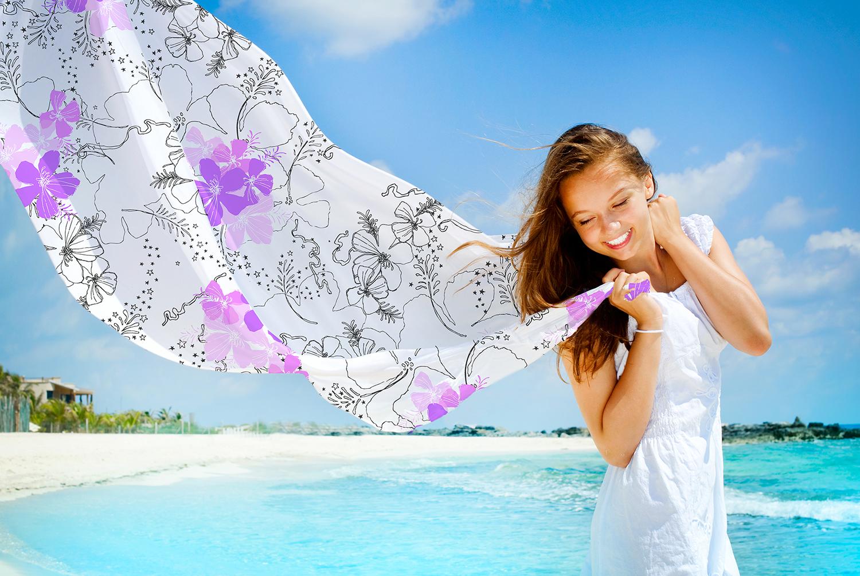 Hawaiian neckties tropical ties hawaiian scarves and sarongs scarves sarongs izmirmasajfo
