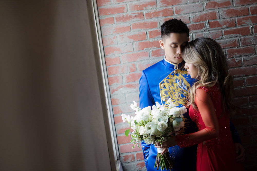 Coordinator: KellyDupratWeddingPlanner   Photographer: Allan Le Photography   Floral: Three Petals Design   DJ & Lighting: DJ Zien
