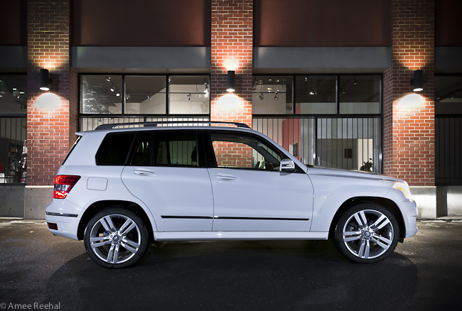 2011 mercedes benz glk 350 4matic review amee reehal photo for Mercedes benz glk 350 review