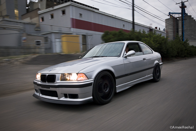 1993 BMW E36 with LS1 Corvette Engine and 535-HP — Amee