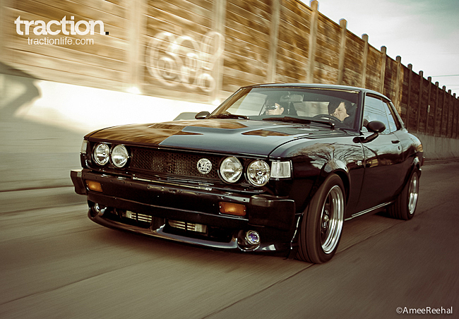 1977 Toyota Celica Turbo Feature Amee Reehal Photo