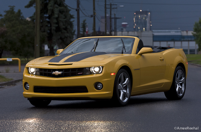 Tested  2011 Chevrolet Camaro SS Convertible  Amee Reehal Photo