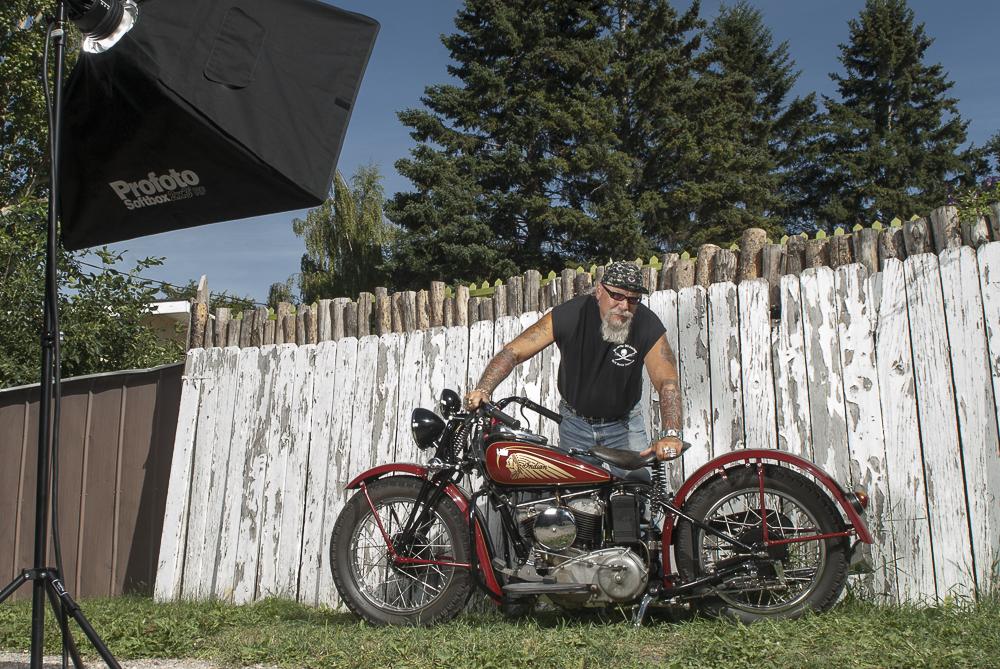 amee reehal 1940 indian scout motorcycle (1 of 1).jpg