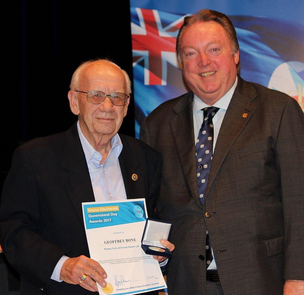 Geoff Bone celebrating his award with Glen Elmes (1).jpg