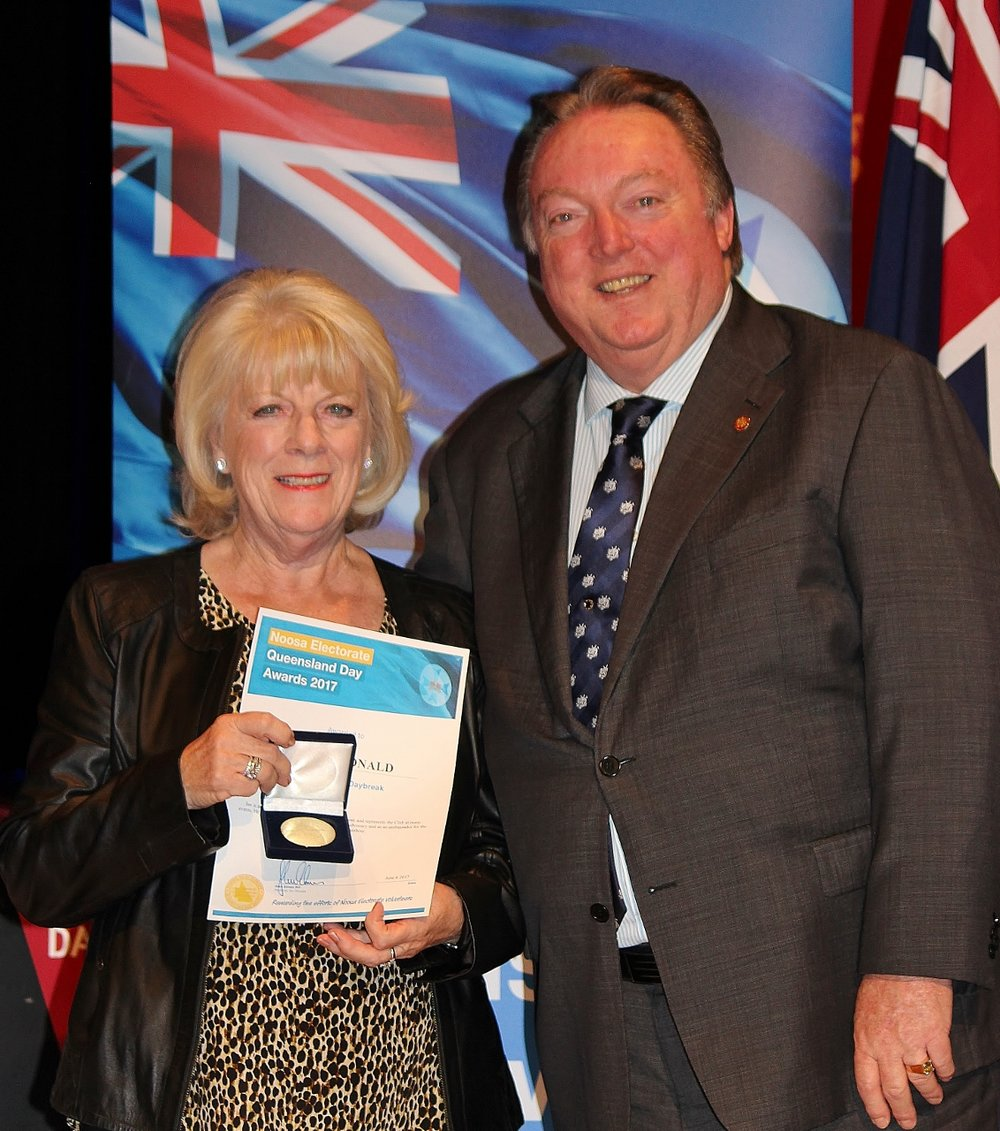 Jenny Whitehead representing Ian McDonald with Glen Elmes (1).jpg