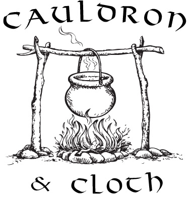 Cauldron and cloth
