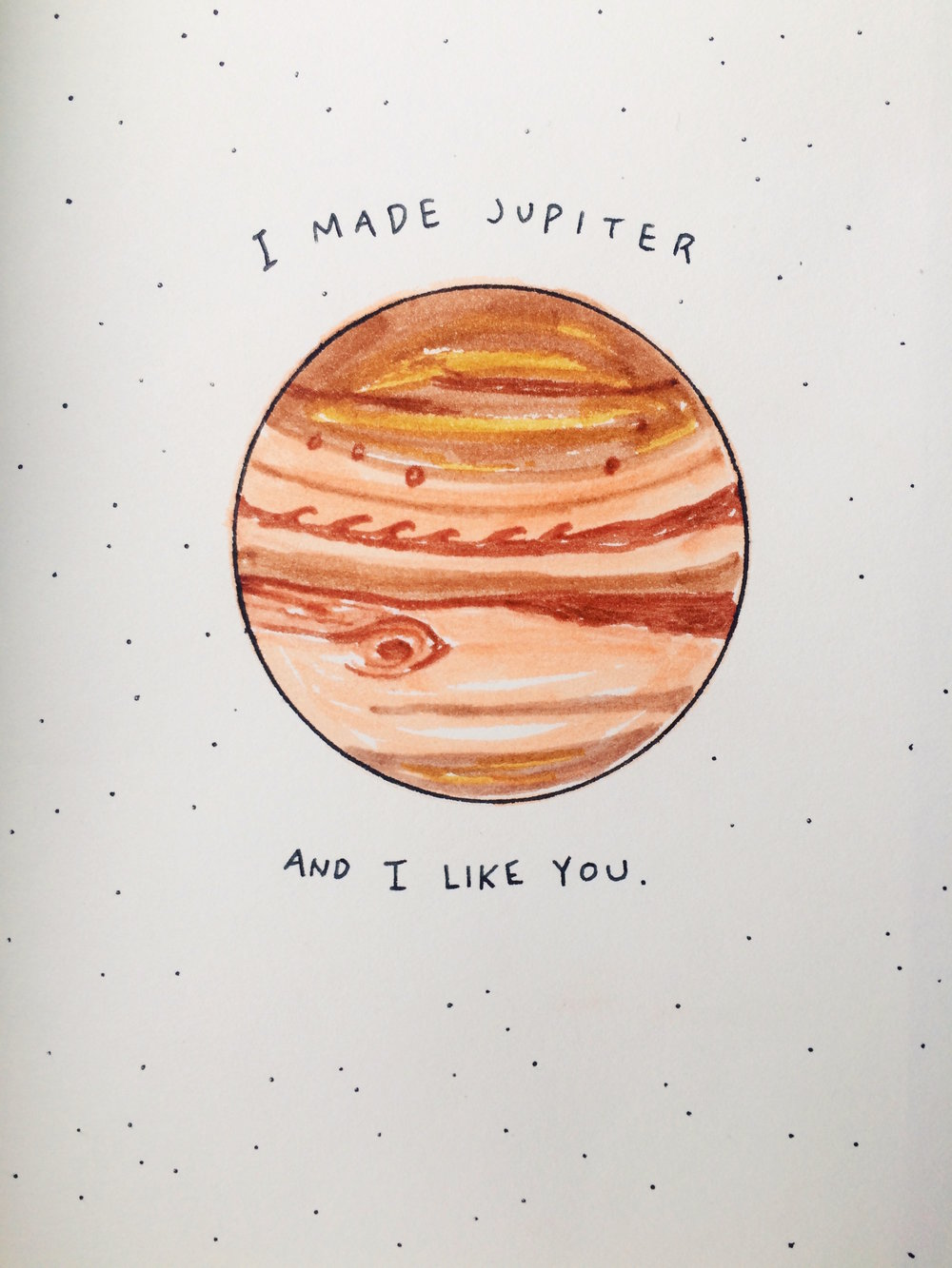 Jupiter - I like you.JPG
