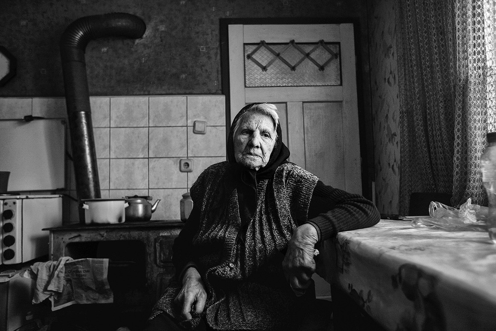 Image of: Art The Lonely Old People In Bulgaria Are Hardly Leaving Their Houses During The Winter Time Which Boryana Katsarova Photography Lonely Bulgaria Boryana Katsarova Photography