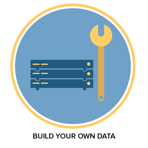 build own data