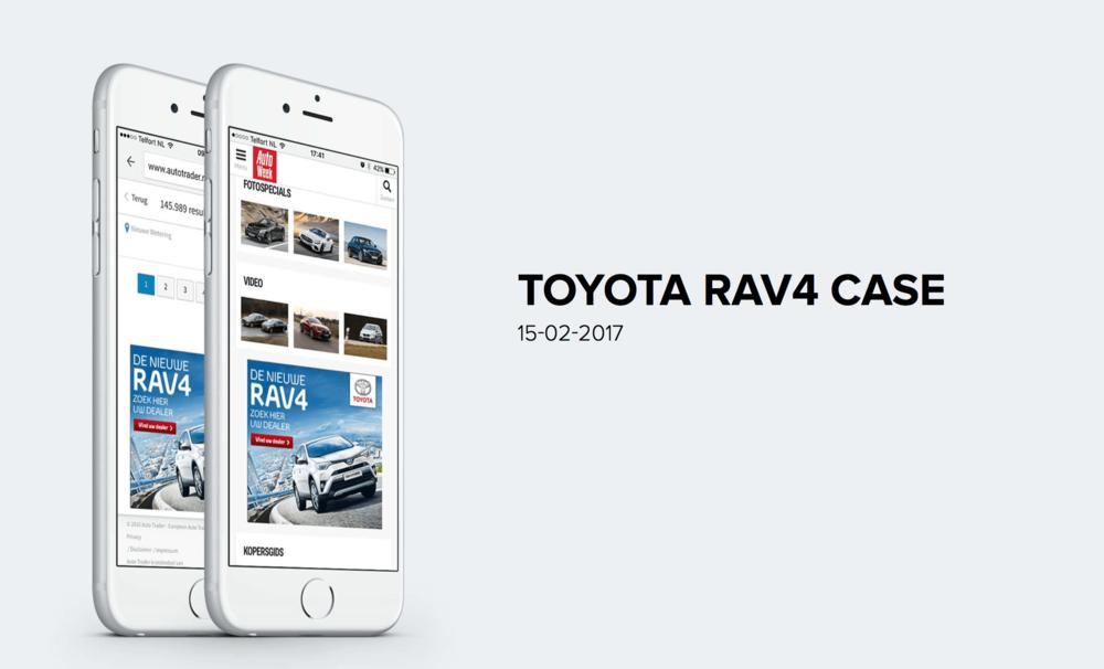 Toyota RAV4 case