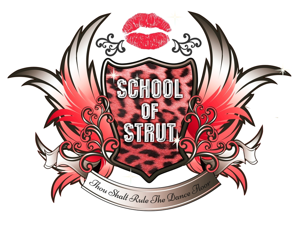 Thou Shalt Rule the Dance Floor - www.schoolofstrut.com