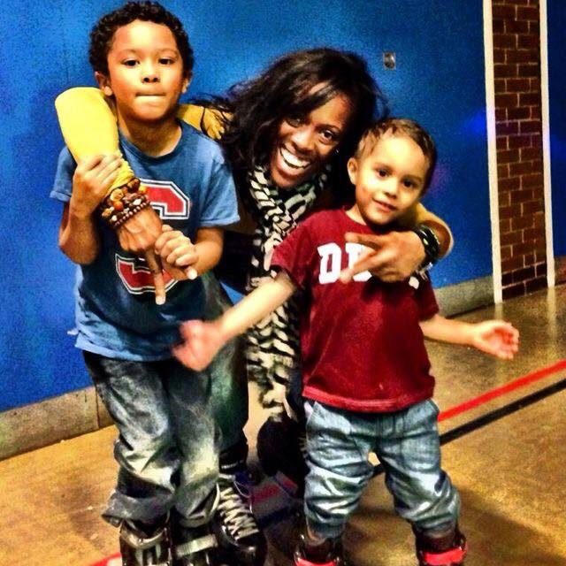 Riece, Sylvia and Levi