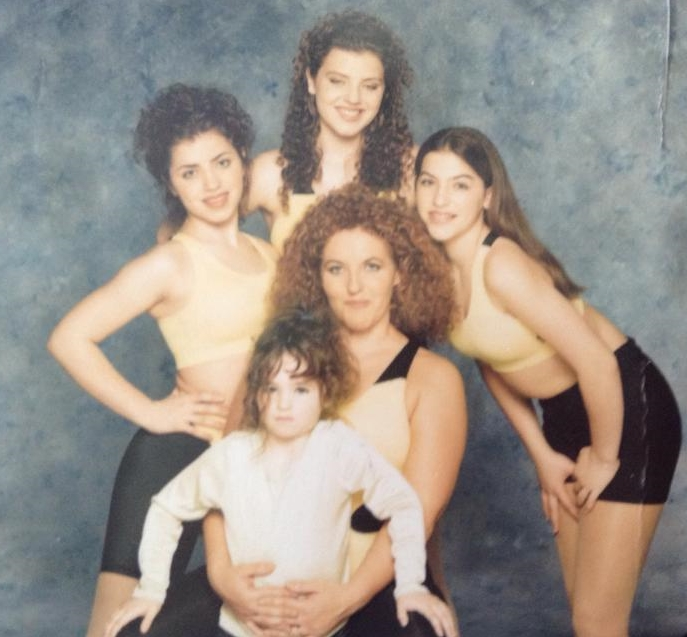 Rayne, Hester, Sara, Lydia & Antonia... The Girls!!