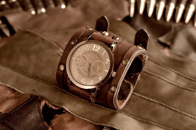 Explorer wristwatch