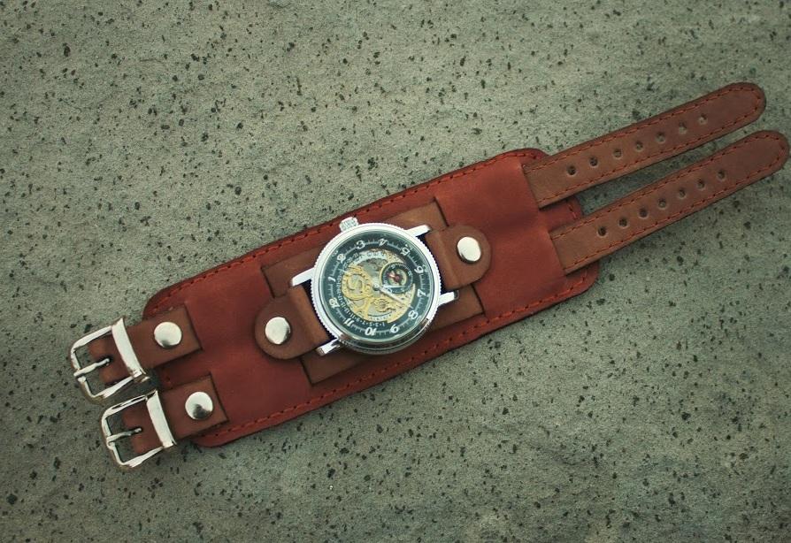wristwatch kirov