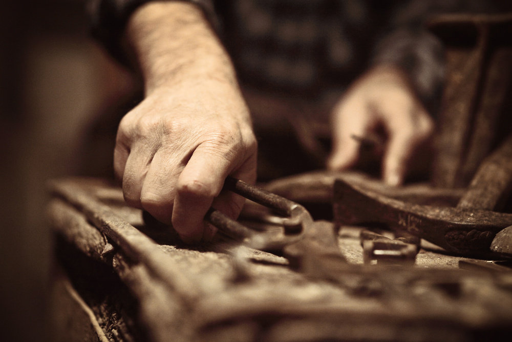 leather worker