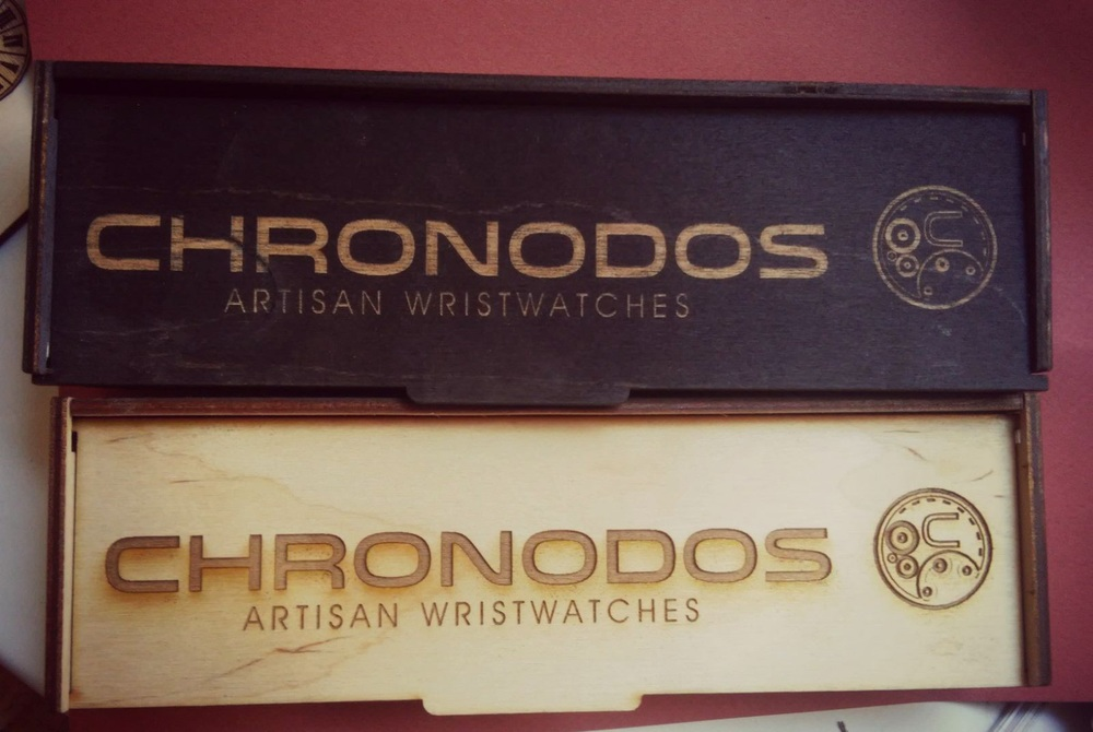 chronodos watches