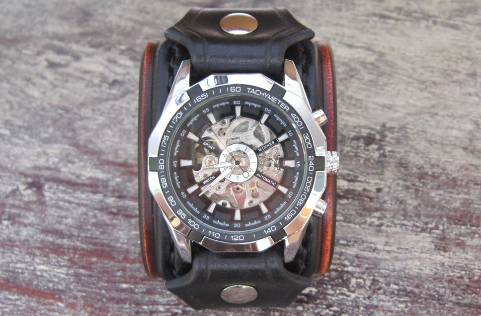 automatich wristwatch