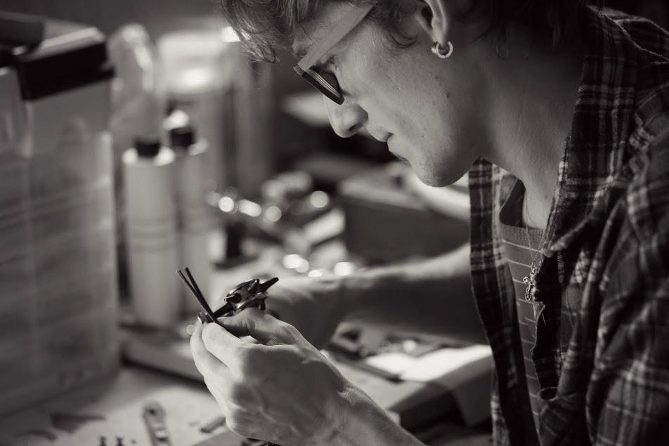 making a chronodos watch