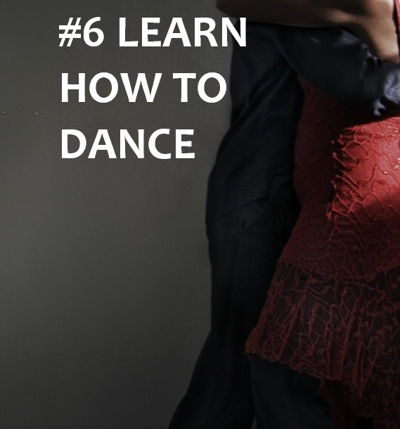 learn how to dance