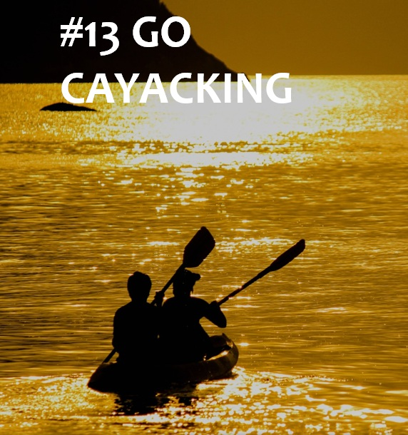 cayacking