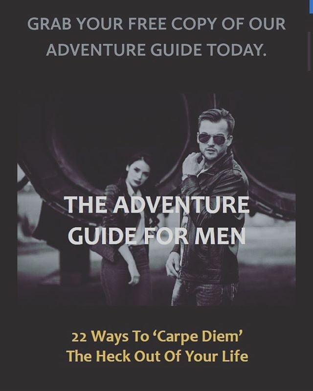 We just launced our FREE adventure guide!  Grab your free copy today at www.chonodos.com  Make sure you don't have regrets when you are old and live life to the fullest with our adventure guide!