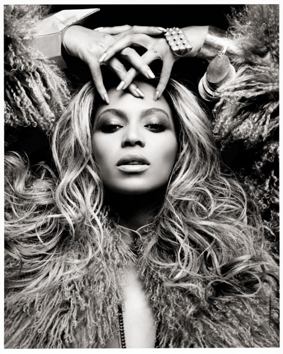 Beyoncé by Thierry LeGoues