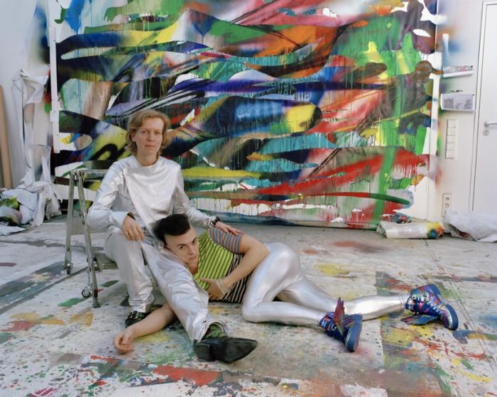 Katharina Grosse & Cameron Carpenter