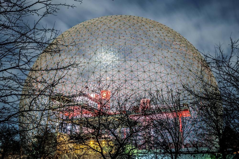 Biosphere ( Montreal, Canada -2015 )